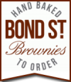 Bond Street Brownies